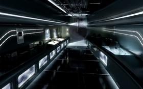 Обои корабль, техника, космический, оборудование, Spaceship, Research labaratory