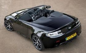 Картинка авто, Aston Martin, Roadster, wallpaper, V8 Vantage, cars, N420