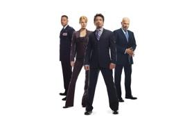 Картинка Железный человек, персонажи, Iron Man, Джефф Бриджес, Robert Downey Jr., Роберт Дауни мл., Tony Stark