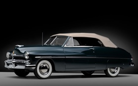 Обои фон, классика, 1950, Mercury, Меркури, Monterey