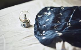 Обои маяк, ткань, сувенир