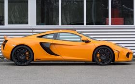 Картинка FAB Design, вид сбоку, MP4-12C, суперкар, McLaren