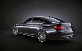 Обои BMW, 7Series, F01XVI
