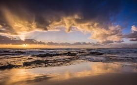 Картинка Australia, Queensland, Gold Coast, Currumbin, Currumbin Beach