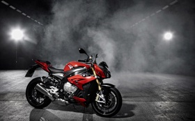 Картинка BMW, motorcycle, 2014, S 1000 R, бмв. мотоцикл