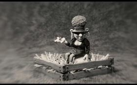 Картинка мультфильм, тетка, пластилиновый, мэри и макс