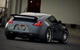 Обои Nissan, sportcar, ниссан, autowalls, 370Z