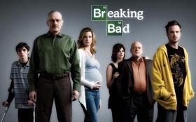 Обои сериал, постер, персонажи, Во все тяжкие, Breaking Bad