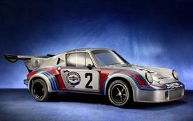 Картинка 911, Porsche, спорткар, порше, Carrera, Turbo, RSR