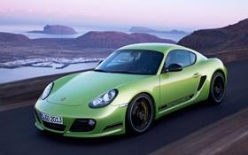 Обои спорткар, дорога, скорость, turbo, Porsche 911