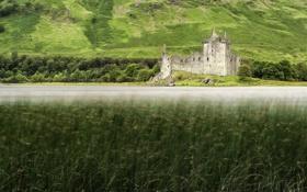 Картинка Scotland, Loch Awe, Kilchurn Castle