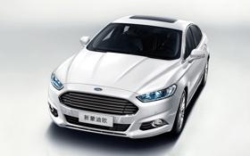Картинка Ford, передок, Sedan, форд, Mondeo