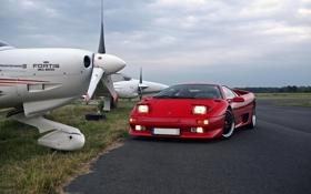 Обои авто, фото, обои, Lamborghini, тачки, wallpaper, суперкар