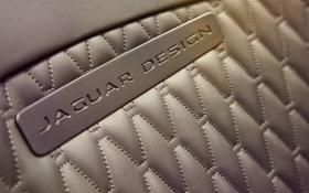 Картинка Concept, Jaguar, кожа, сиденье, Project 7, ягуар дизайн, Jaguar Design