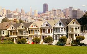 Картинка city, город, Калифорния, USA, США, Сан Франциско, California