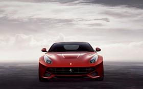 Обои машина, Феррари, Ferrari, red, auto, Italia, Berlinetta