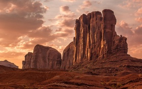 Картинка горы, пустыня, каньон