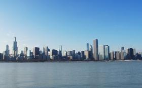Обои wallpaper, Chicago, Daylight