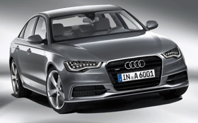 Обои Audi, Авто, Ауди, Машина, Решетка, Капот, Фары