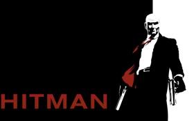 Картинка Игра, Пистолет, Hitman, SilverBaller, Стелс-экшен, Агент 47, Хитмэн