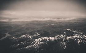 Картинка горы, природа, альпы