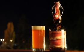 Картинка стакан, фон, пиво