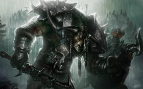 Картинка воин, warcraft, wow, таурен, варкрафт, вов, warrior