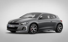 Обои Volkswagen, фольксваген, GTS, Scirocco, сирокко, 2015