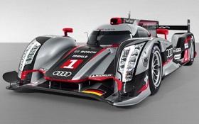 Картинка Audi, Quattro, R18, E-Tron