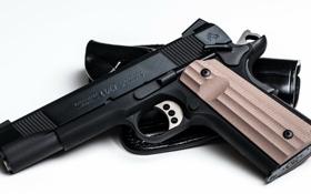 Обои пистолет, оружие, colt