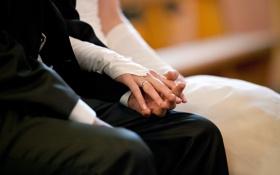 Обои кольца, руки, свадьба