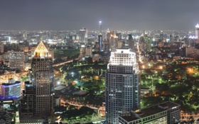 Обои city, город, Таиланд, Бангкок, Thailand, Bangkok