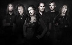 Обои Amberian dawn, музыка, Симфо-метал, метал