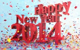 Обои Новый год, 2014