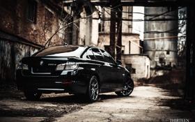 Картинка машина, авто, BMW, auto, photography, Thirteen