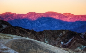 Обои Death Valley, United States, California