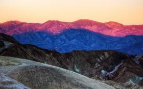 Обои United States, California, Death Valley