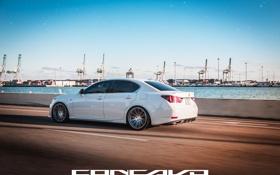 Картинка машина, авто, Lexus, порт, auto, F-Sport, Wheels