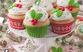 Обои новый год, рождество, christmas, Еда, merry christmas