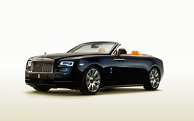 Обои 2015, Rolls-Royce, Dawn, роллс-ройс