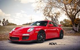 Обои GT3, Porsche, 997