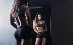 Картинка mirror, selfie, fitness mirror