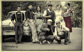 Обои стиль, ретро, vintage, retro, свадьба, ретро свадьба