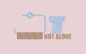 Обои ситуации, nomane world, туалетная бумага