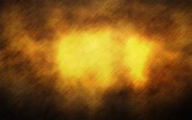 Картинка линии, желтый, темные тона, свечение, светлый, текстура, волнистый