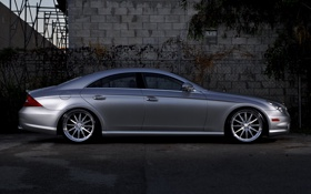 Обои тюнинг, 360 forged, mercedes cls550