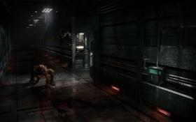 Обои зверь, Resident Evil, мутант, Operation Raccoon City