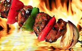 Обои Food, Kabab, Juje