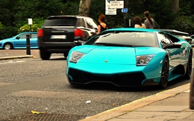 Обои Lamborghini, LP640