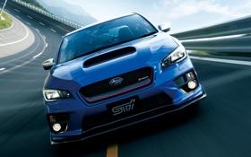 Картинка Subaru, WRX, STI, субару